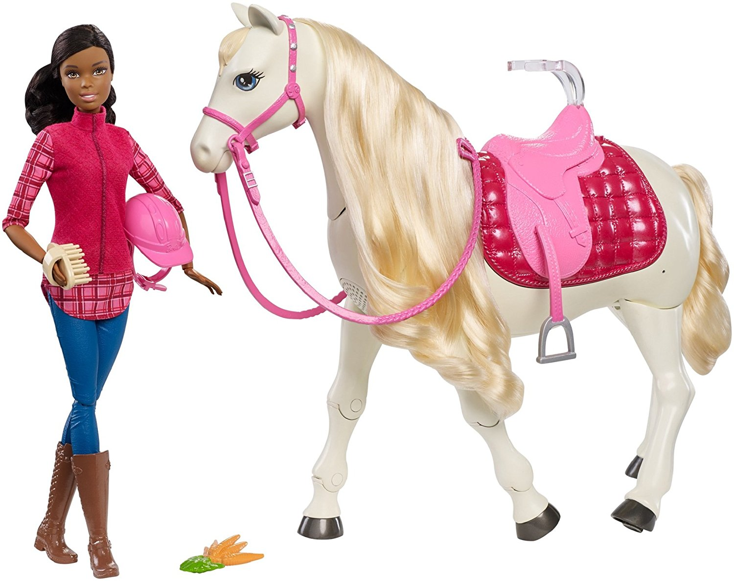 Barbie and her DreamHorse Toy Horses for Girls