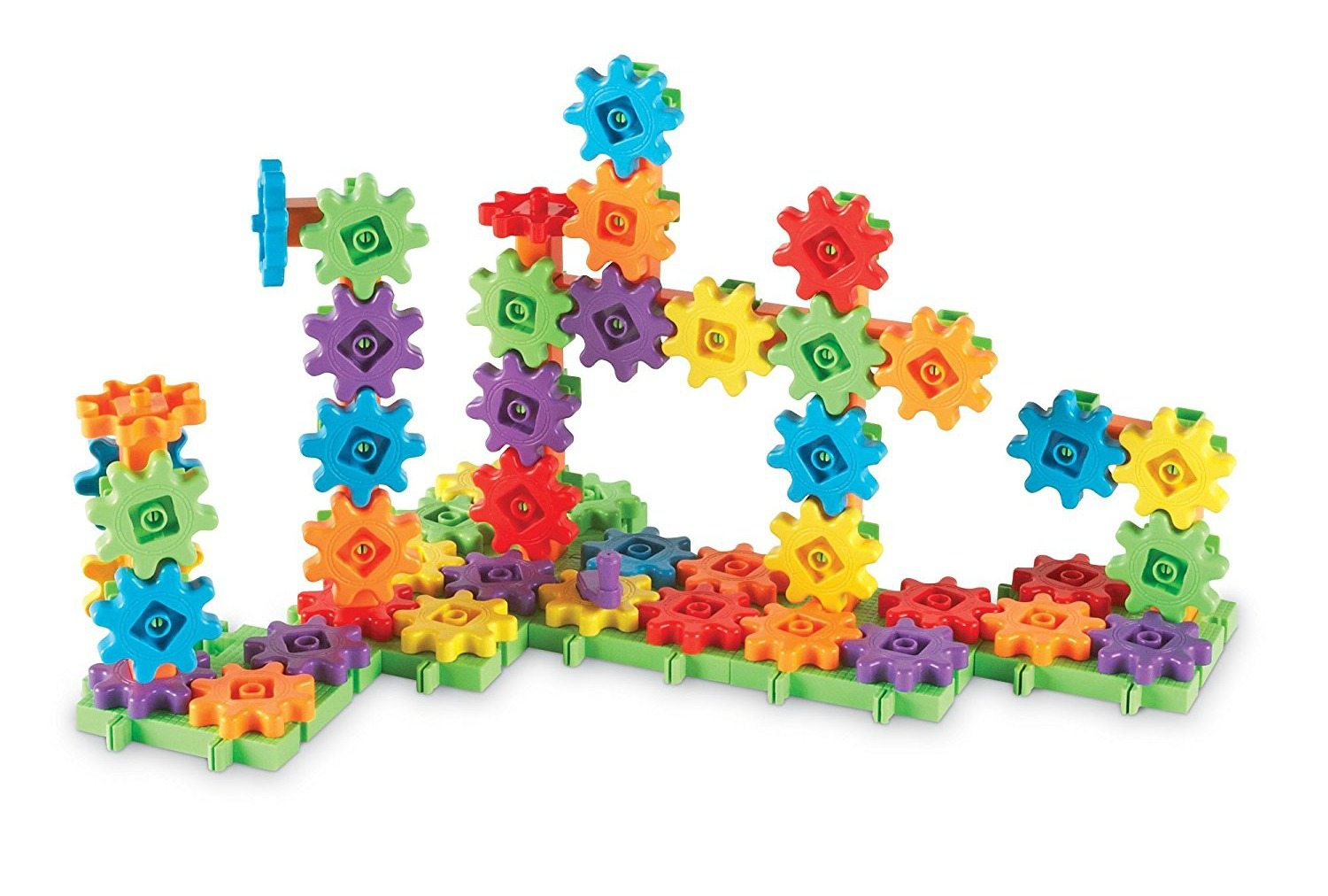 Learning Toys for Preschoolers Learning Resources Gears Gears Gears Building Set 4