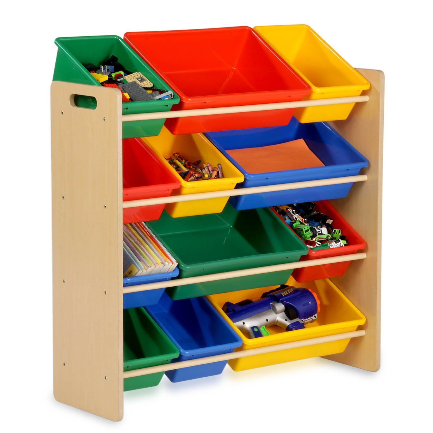 What Kind Of Toy Storage Works For Small Spaces?