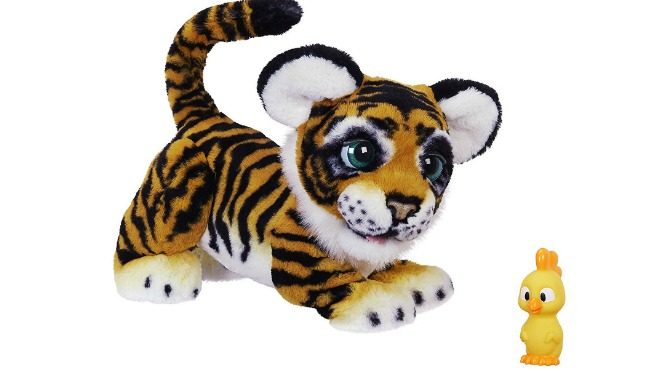 furReal Roarin Tyler - Animated Interactive Plush Toys