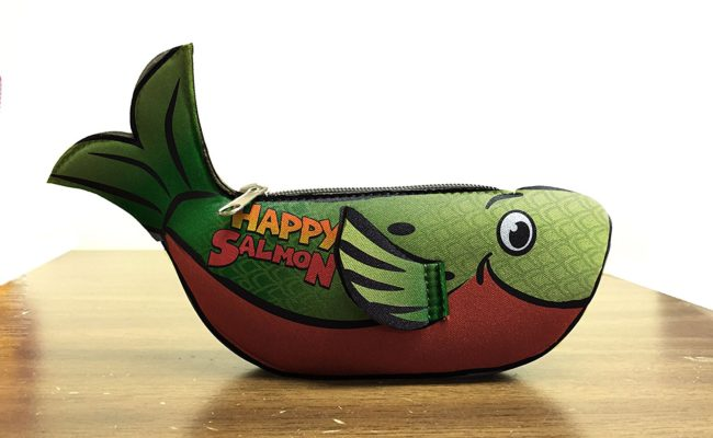 Family Game Night Ideas - Happy Salmon Game