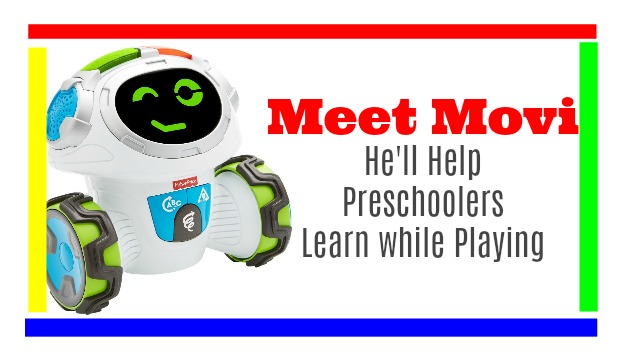 Movi Preschool Educational Toy
